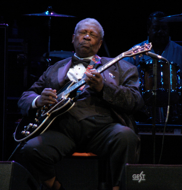 Friday Duet B.B. King and Eric Clapton