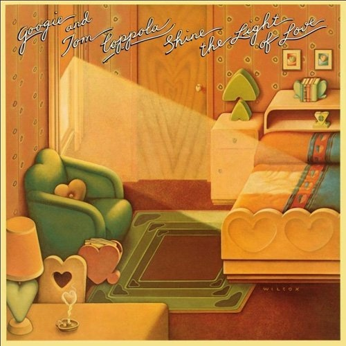 Tom Coppola and Googie Album Cover 1980