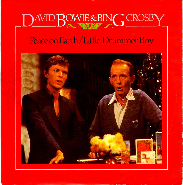 What Year Was Bing Crosby And David Bowie